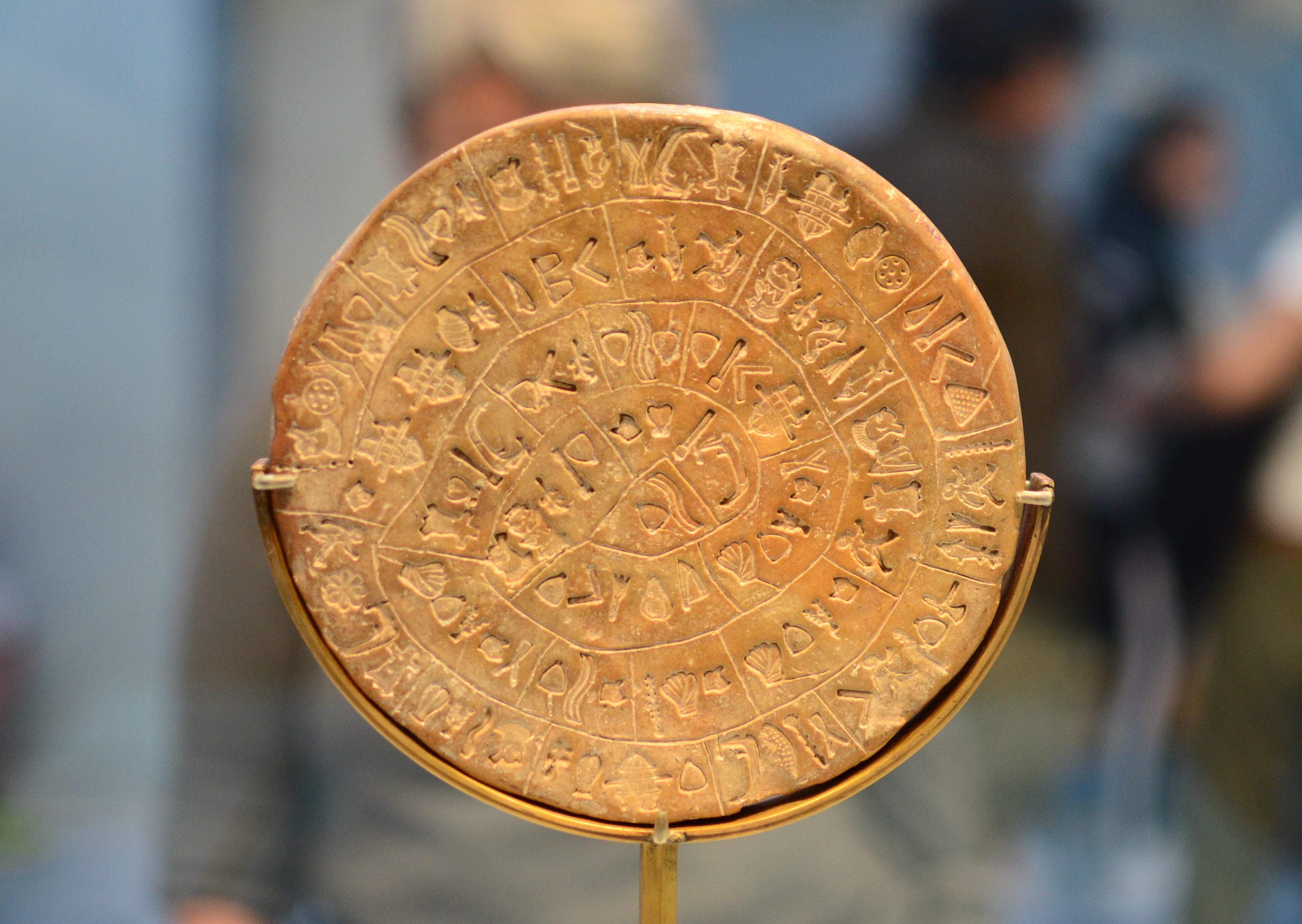 Disc of Phaestos